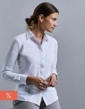 Ladies´ Long Sleeve Tailored Coolmax® Shirt
